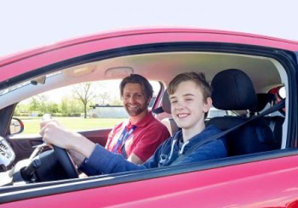 Kørekort til 17 årige